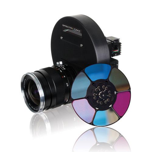 SWIR 640 SpectroCam