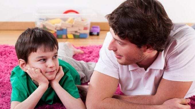 حوار الآباء من الأبناء