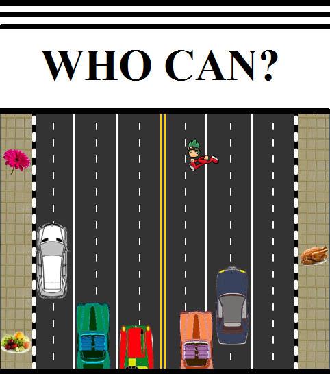لعبة-عبور-الطريق-2