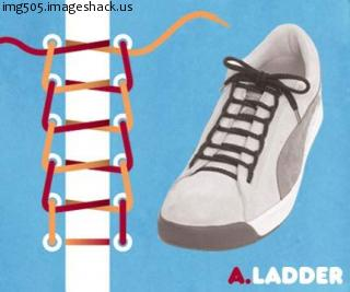Ways to tie your laces