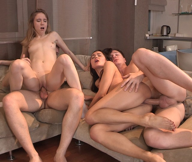Swingers Party With Young Sluts