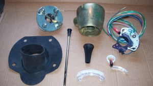 Flashback F100's  Steering Column Parts & All Associated