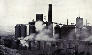 Extensions to Redbourn Hill works circa 1918