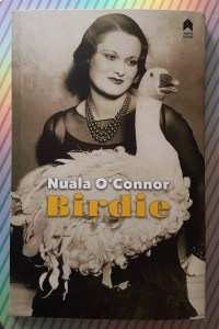 Cover of 'birdie' by Nuala O'Connor
