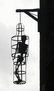gibbet cage