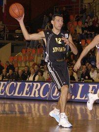 Laurent Sciarra - JDA Dijon 2 (c) Fiba Europe