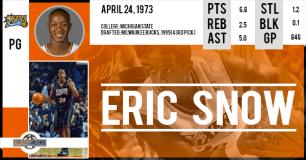 Eric Snow