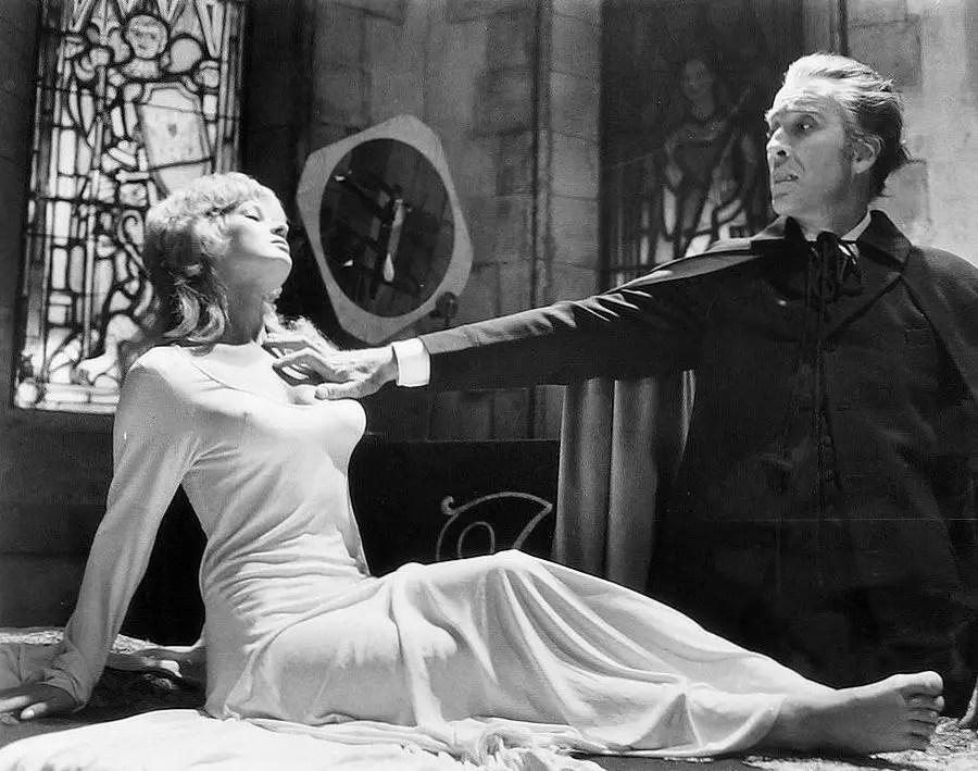 Ephemera From The Swinging Hammer Horror Film Dracula A