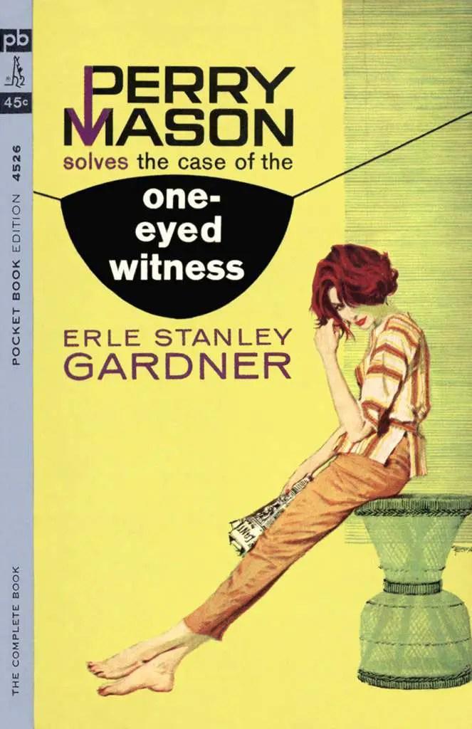 Nineteen More Fantastic Robert McGinnis Pulp Fiction Covers