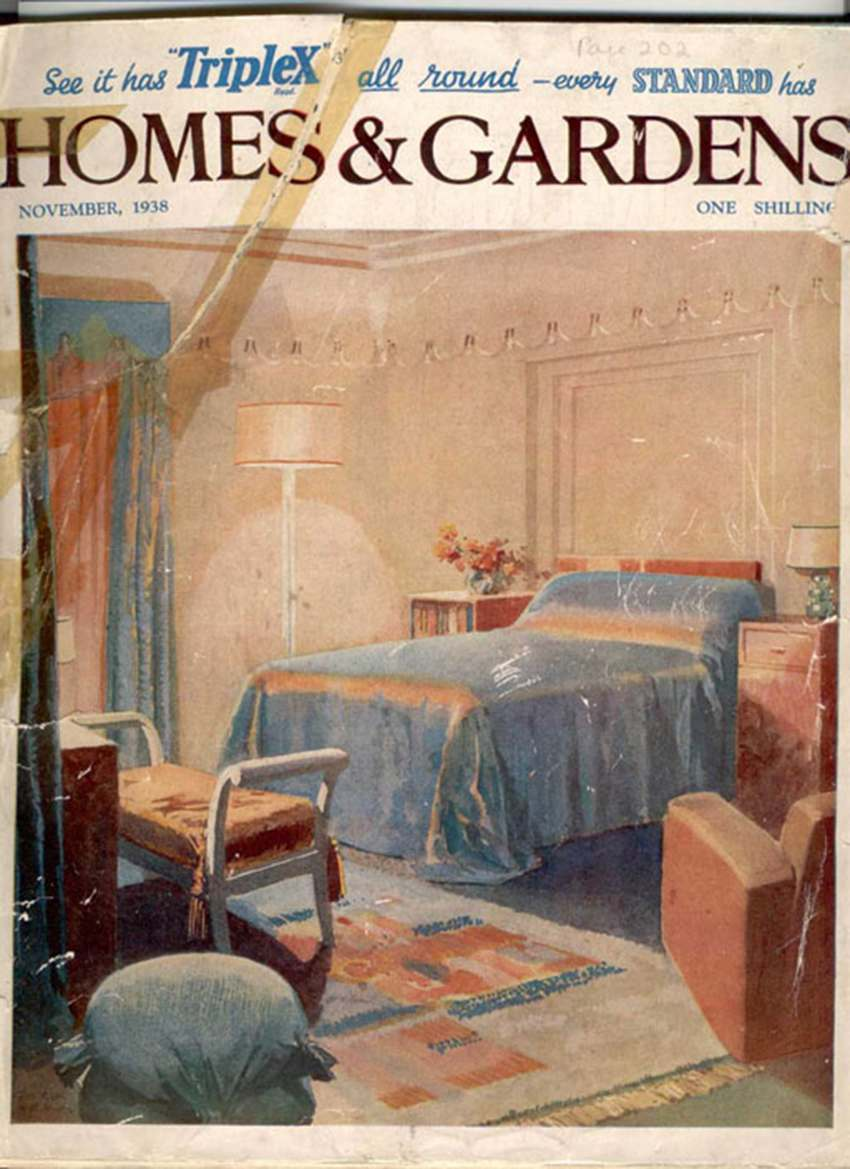 In November 1938 Homes And Gardens Visited Hitlers Home