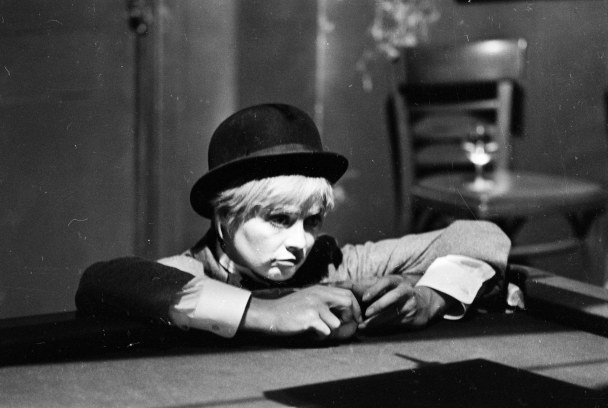 29th October 1968: British actress Susannah York plays Alice 'Childie' McNaught in the film 'The Killing of Sister George', directed by Robert Aldrich. (Photo by Harry Benson/Express/Getty Images)