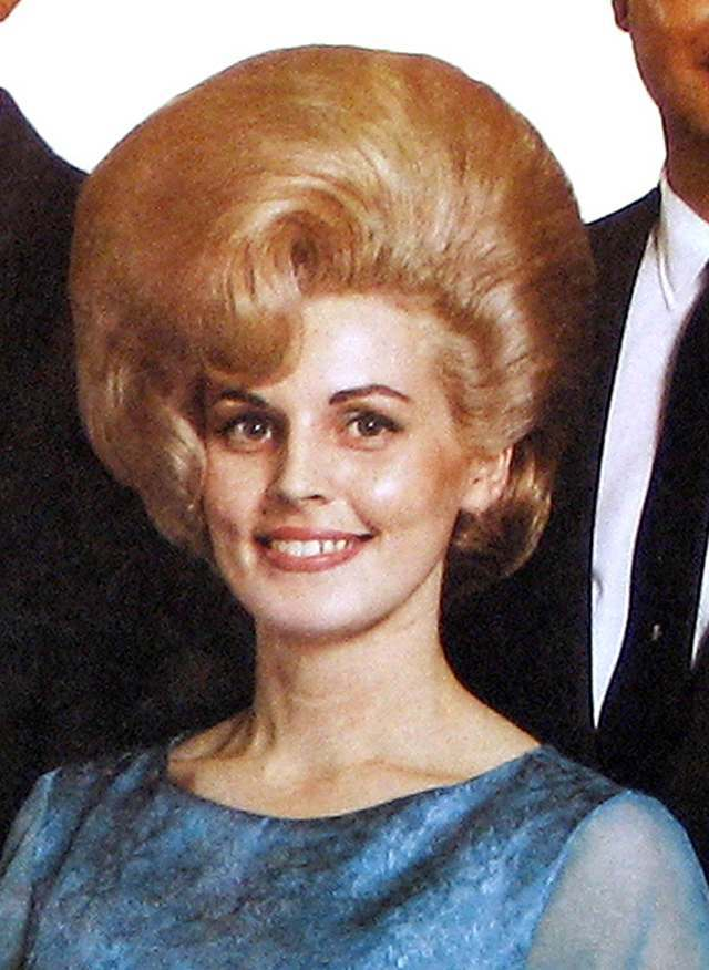 Hair Was Big And Bigger In The 1960s Flashbak
