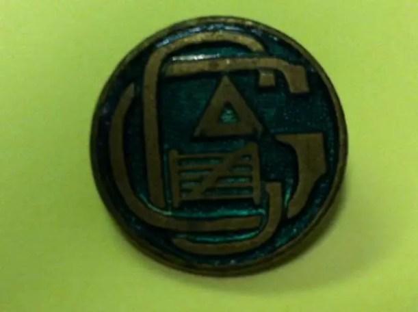 Gateways pin badge