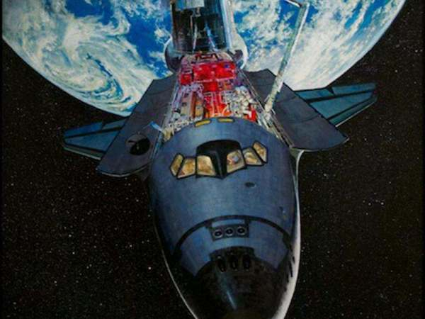 The Art of NASA: Space Through The Eyes Of Andy Warhol ...
