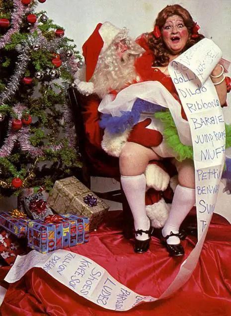 Christmas In Dreamland John Waters Presents Eye Watering