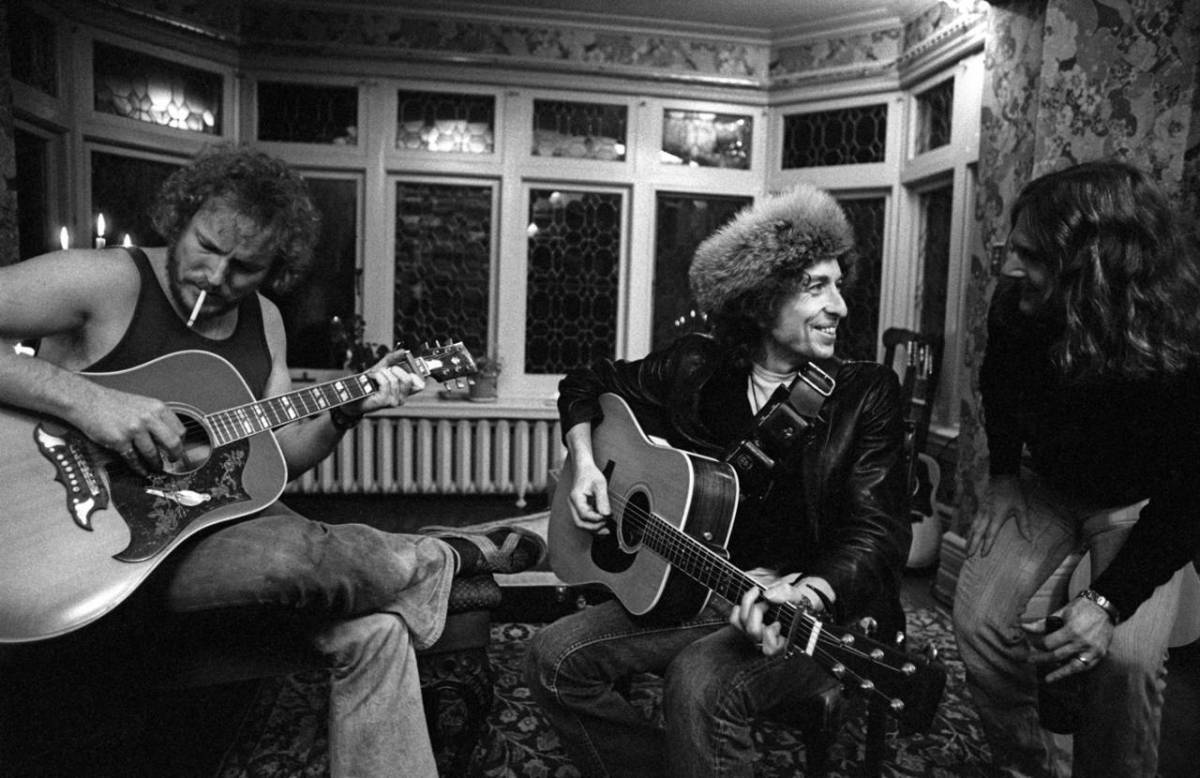 Bob Dylan Ken Regan
