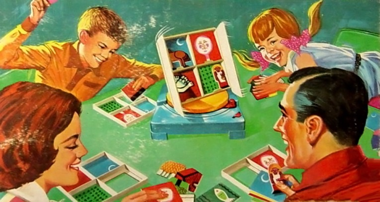 Welcome to Family Time Hell  Vintage Board Games That Time Forgot     family board gaming