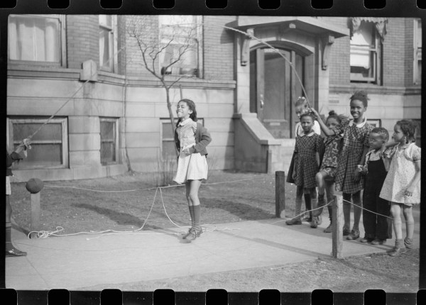 Chicago's South Side April 1941: Life In 'The Black Belt'