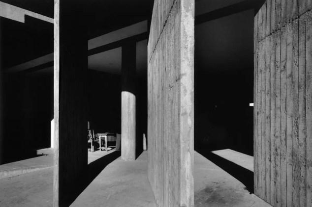 Mill Owner's Association, Ahmedabad, Inde (architecte : Le Corbusier) 1955 Lucien Hervé