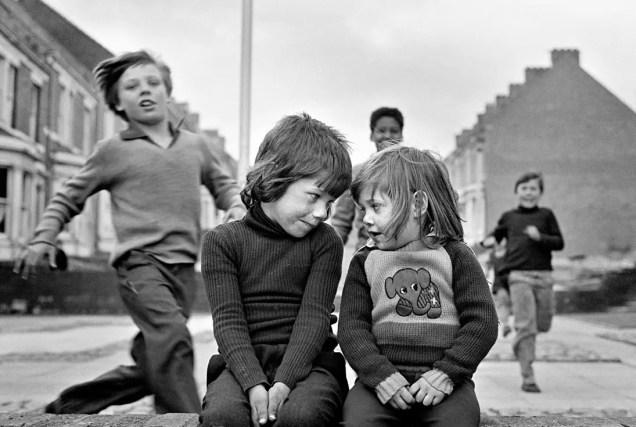 Elswick kids - Tish Murtha