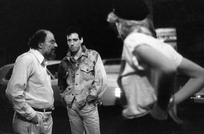 Нижний Ист-Сайд Нью-Йорк панки в 1980-х годах Карен О'Салливан The Clash Аллен Гинзберг