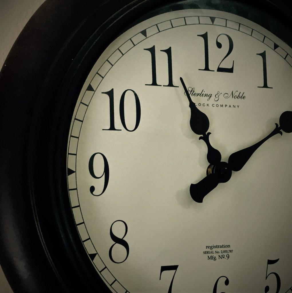 Murky Clock
