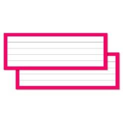 Flashcards Halves (3,5 X 10,5 CM)