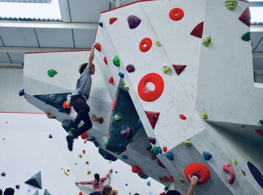 Climbing Kryton
