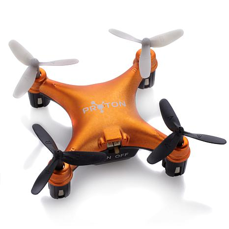 Propel Quadcopter Micro Drone Pack With Altitude Lock Deal - Altitude finder