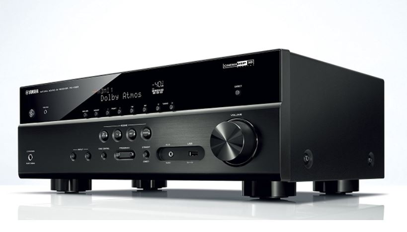 yamaha 4k ultra hd musiccast av receiver deal flash deal. Black Bedroom Furniture Sets. Home Design Ideas
