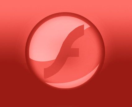 Logomarca do Flash