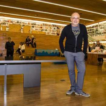 Designer Arthur Casas