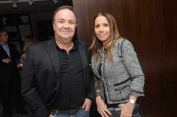 Alvaro Tomas e Ana Maria Ramires