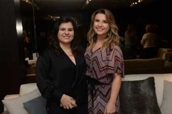 Cristina Mangia e Ana Rita Sousa e Silva