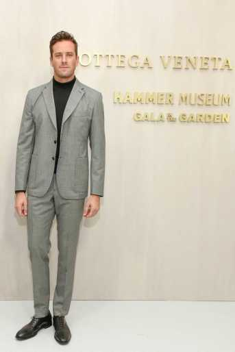 HAMMER MUSEUM GALA IN THE GARDEN HONORING AVA DUVERNAY AND HILTON ALS : SPONSORED BY BOTTEGA VENETA