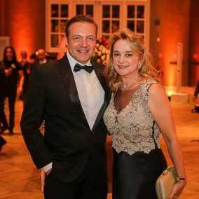 Pedro Facchini e Sandra De Nadai