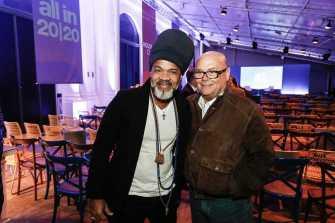 Carlinhos Brown e Jose Victor Oliva 3449