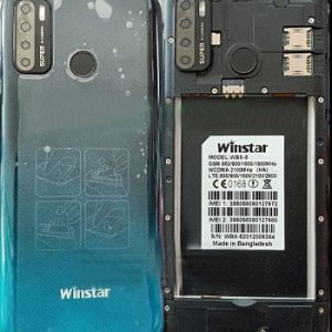 Winstar WBX-5 Flash File Hang Logo Dead Recovery LCD Fix Firmware 100% Tested