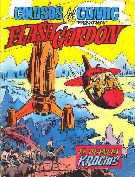 FLASH GORDON EN COLOSOS DEL COMIC N÷ 11