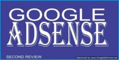 Adsense second review