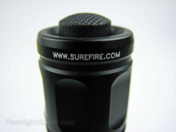 SureFire P3X Fury Tailcap