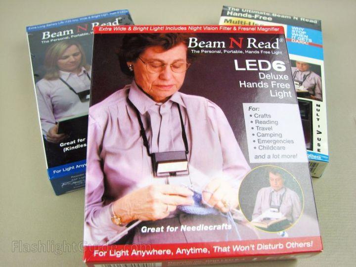 Beam N Read Hands Free Light