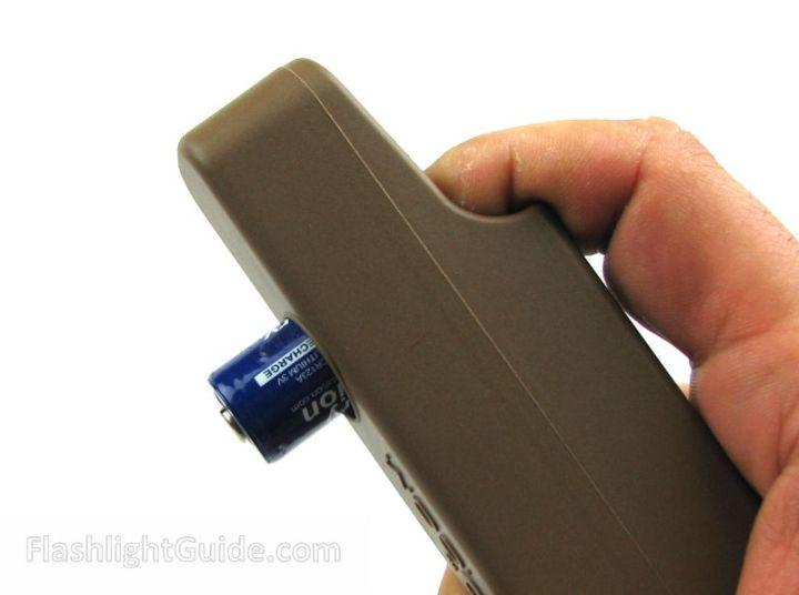CR123A BatteryClip