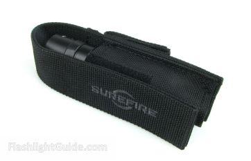 SureFire E1DL-A with V91 holster