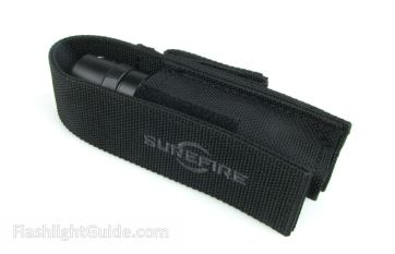 SureFire E1DL-A with V91 holster