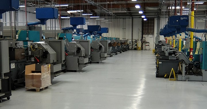 SureFire LLC Machining Center