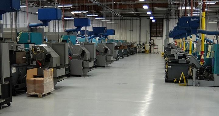 SureFire LLC Machining Center