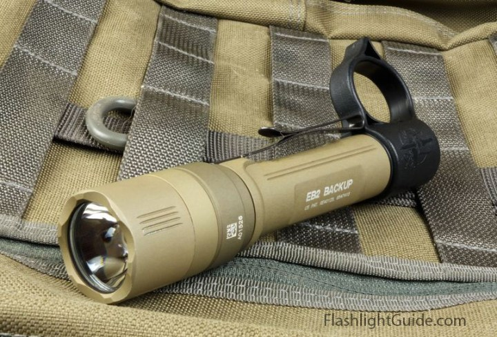 Most used flashlight
