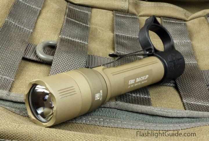Most used flashlight