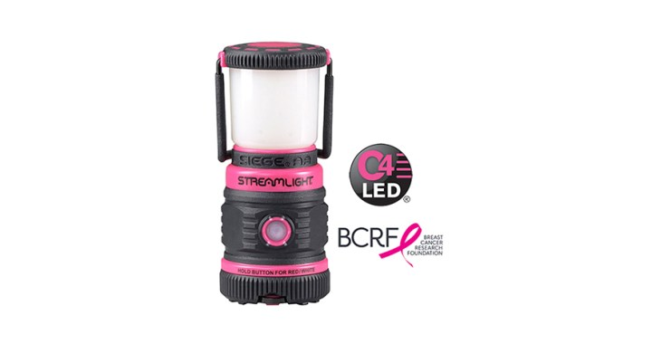 Streamlight Pink Siege AA